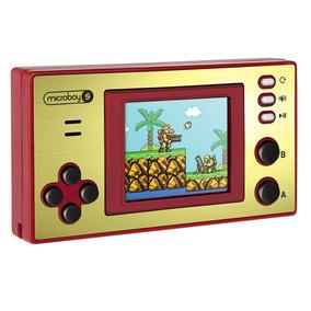 Consola Level Up Microboy S