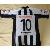 Camisa Botafogo Ótimo Estado Orig. Kappa Supergasbras - 18 1864cc2119215