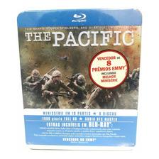 The Pacific Steelbook Bluray - Tom Hanks  Spielberg  Lacrado