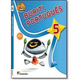 Projeto Buriti: Português - 5º Ano
