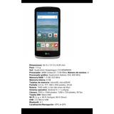 Telefono Android Barato Lg Optimus Zone 3