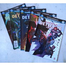 Batman Detective Comics Do 11 Ao 15