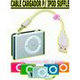 Cable Cargador Usb Para Ipod Shuffle Carga Sincroniza 2g/3g
