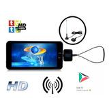Decodificador Tdt Mini Receptor Tv Para Celular Tablet +obq