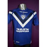 Camiseta Velez Sarsfield Penaly Azul. Talle S