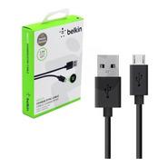 Cable Belkin Usb A Micro-usb Antienredos 1.2m Original