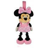 Peluche Colgante Minnie Con Vibración Disney Baby