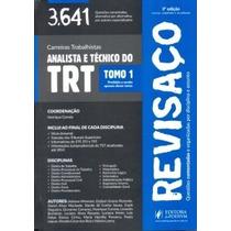 Revisaço Analista Técnico Do Trt - 2 Volumes - 3a. Ed. -