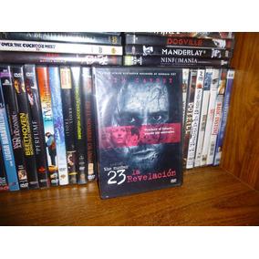 Dvd Pelicula 23 La Revelacion Jim Carrey Thriller