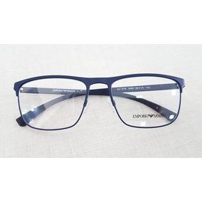 Óculos Acetato Masculino Tamanho 55 Preto Ref.freedom. São Paulo · Armação  Oculos Grau Emporio Armani Ea1079 3092 Tamanho 55 41a6f81cb3