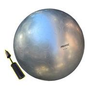 Pelota Esferodinamia Pilates 85 Cm Alma Proyec + Inflador