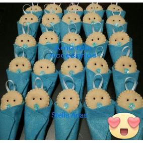 Distintivos, Recuerditos Baby Shower Paquete Con 25 Piezas