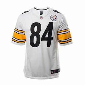 Jersey Original Nike Nfl Steelers Acereros Pittsburgh Blanca