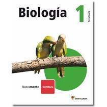 Biología 1 Editorial Santillana Arata/ Birabén
