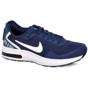 Tênis Nike Air Max Lb Ah7336-400 Azul Marinho branco 8a3adbe1632da