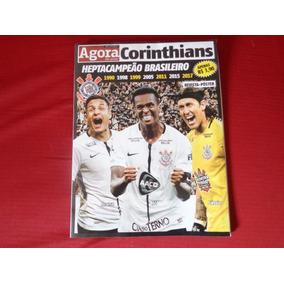 Corinthians Poster Agora Campeao Brasileiro 2017 Novissimo