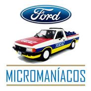 Ford Pampa - Distribuidora De Gás - Altaya - Frete Grátis