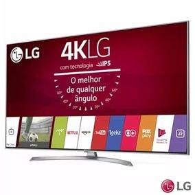 Smart Tv 4k Lg Led 55 Upscaler 4k Ultra Luminância 55uj7500
