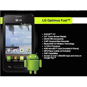Discusión Directa Lg Optimus Fuel Android Kitkat 4.4 Smartp