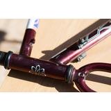Cuadro Bicicleta De Acero Crmo Khs