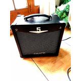Amplificador De Guitarra A Tubos Crate V5 Boss
