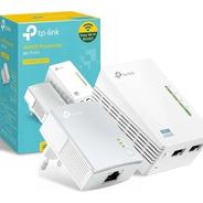 Kit Extensor Wi Fi Tp-link Tl-wpa4220