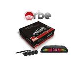 Orbe Sensor 4 Pontos Preto E Display Slim - B061