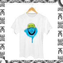 Camiseta Emicida - Rap Nacional - Hip Hop - Mcs - Rinha Mcs