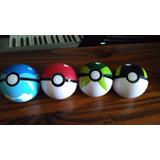 1 Pokeball + 1 Unid Envío Al Azar Figuras Dentro P/niños(enc