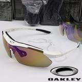 Óculos Oakley De Sol Para Esportes E Lazer - Kit 5 Lentes