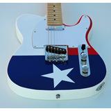 Guitarra Eléctrica De Nueva Calidad Lone Star Texas Te U203