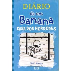 Diario De Um Banana-vol.06-casa Dos Horrores-espec