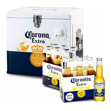 Kit Cooler Corona + 12 Coronitas 210ml