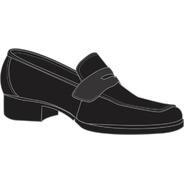 Uniforme Colégio Militar: Sapato Preto Fem. Mocassim