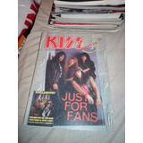4 Revistas Kiss Forever Numeros 12-13 Y 14 Y 15 Gusx