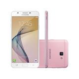 Smartphone Samsung Galaxy J7 Prime Dual 32gb 4g 13mp Rosa