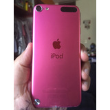 Carcaza Rosa Metálico Apple Ipod Touch 5g