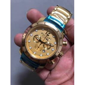 29c7fc1553fb4 Relogio Bulgari Aluminio Oversize 44mm Bvlgari - Relógios De Pulso ...