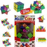 Cubo Magico Amazing Magic Cube Rubick Mágico Envio Gratis
