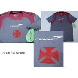 Frete Gratis! Camisa Vasco Treino Oficial Penalty 2012 2013