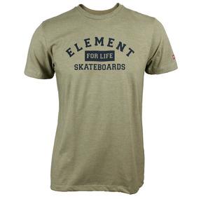 53cc7c5c39ef4 Camiseta Element For Life Kanui - Camisetas Manga Curta Masculinas ...