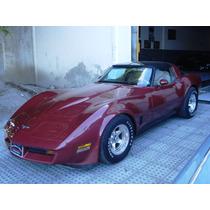 Corvette Vermelho