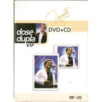 Dvd + Cd Daniel - Dose Dupla Vip - Novo***