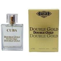 Perfume Cuba Double Golde Masculino 100 Ml