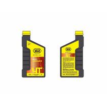 Aceite Lubricante Villa Para Motores 4 Tiempos; Caja 12 X1 L