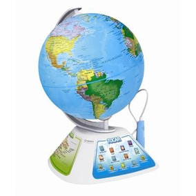 Smart Globe Discovery Oregon Com Caneta Interativa