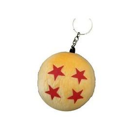 Chaveiro Esfera 4 Estrelas - Dragon Ball