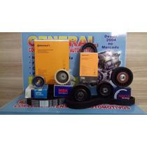 Kit Correia Dentada Alternador Fiat Marea 2.0 20v 1998/..
