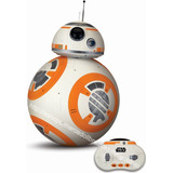 Star Wars Bb8 Interactivo 40 Cms R/c Ó Autonomo Voz