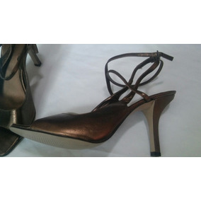 Nine West Modelo Dallae No 27mex Color Bronce M